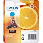 Epson 33 Cyan Ink Cartridge