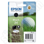 Epson 34 Black Ink Cartridge