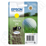 Epson 34 Yellow Ink Cartridge