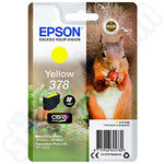 Epson 378 Yellow Ink Cartridge
