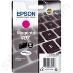 Epson 407 Magenta Cartridge