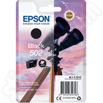 Epson 502 Black Ink Cartridge