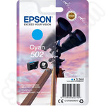 Epson 502 Cyan Ink Cartridge