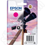 Epson 502 Magenta Ink Cartridge