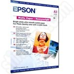 Epson A3 Matte Heavy Paper