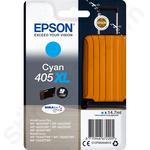 High Capacity Epson 405XL Cyan Ink Cartridge