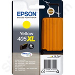 High Capacity Epson 405XL Yellow Ink Cartridge