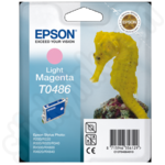 Epson Ink Cartridge Light Magenta T0486 Seahorse