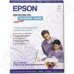 Epson Iron-On Transfer Sheets - 10 Sheets