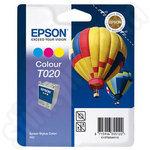 Epson T020 Colour ink cartridge