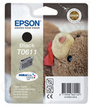 Epson T0611 Black ink cartridge