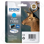 Epson T1302 Cyan Ink Cartridge