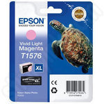 Epson T1576 Vivid Light Magenta Ink Cartridge