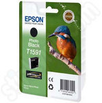 Epson T1591 Photo Black Ink Cartridge
