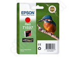 Epson T1597 Red Ink Cartridge