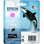 Epson T7606 Vivid Light Magenta Ink Cartridge