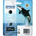 Epson T7608 Matte Black Ink Cartridge