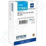 Extra High Capacity Epson 78XXL Cyan Ink Cartridge