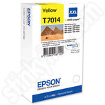 Extra High Capacity Epson T7014 Yellow Ink