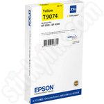 Extra High Capacity Epson T9074 Yellow Ink Cartridge