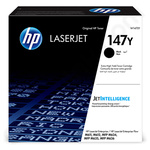 Extra High Capacity HP 147Y Black Toner Cartridge