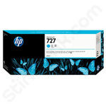 Extra High Capacity HP 727 Cyan Ink Cartridge