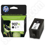 Extra High Capacity HP 907XL Black Ink Cartridge