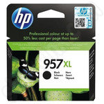 Extra High Capacity HP 957XL Black Ink Cartridge