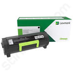 Extra High Capacity Lexmark 56F2X00 Black Toner Cartridge (Return Program)