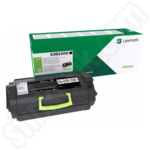 Extra High Capacity Lexmark 63B2X00 Black Toner Cartridge