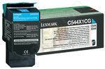Extra High Capacity Lexmark C54X Cyan Toner