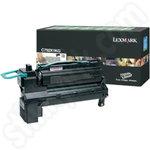 Extra High Capacity Lexmark C792X1KG Black Toner