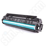 Extra High Capacity Remanufactured HP 657X Cyan Toner Cartridge.