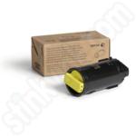 Extra High Capacity Xerox 106R03934 Yellow Toner Cartridge