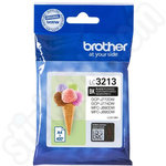 High Capacity Brother LC3213BK Black Ink Cartridge
