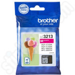 High Capacity Brother LC3213M Magenta Ink Cartridge