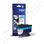 High Capacity Brother LC3239XL Cyan Ink Cartridge