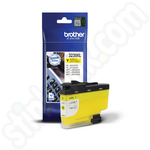 High Capacity Brother LC3239XL Yellow Ink Cartridge