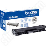 High Capacity Brother TN-2420 Black Toner Cartridge