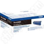High Capacity Brother TN-423BK Black Toner Cartridge