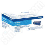 High Capacity Brother TN-423C Cyan Toner Cartridge