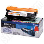 High Capacity Brother TN328 Black Toner Cartridge
