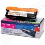 High Capacity Brother TN328 Magenta Toner Cartridge