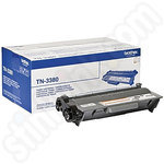 High Capacity Brother TN3380 Toner Cartridge