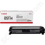 High Capacity Canon 051H Black Toner Cartridge
