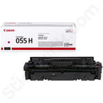 High Capacity Canon 055H Magenta Toner Cartridge