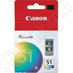 High Capacity Canon CL-51 Ink Cartridge