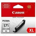 High Capacity Canon CLi-571XL Grey Ink Cartridge