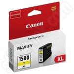 Canon PGI-1500XL Yellow Ink Cartridge
