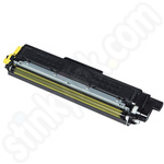 High Capacity Compatible Brother TN247 Yellow Toner Cartridge
